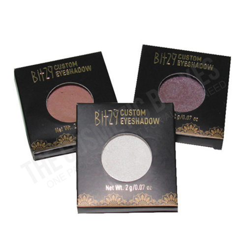 cosmetic packaging (Custom Eyeshadow Packaging)