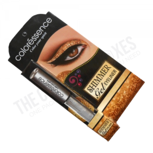 cosmetic packaging (Eyeliner Boxes)