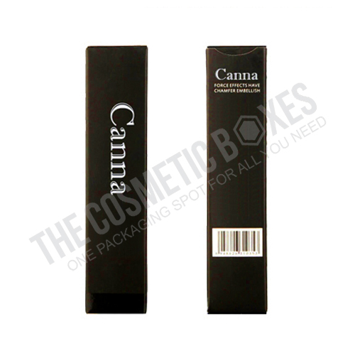 Custom cosmetic packaging (Mascara Boxes)