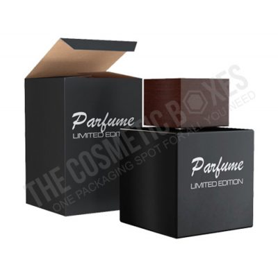 Custom cosmetic packaging (Perfume Boxes)