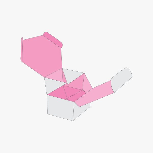boxes style Hexagon (Hexagon boxes)