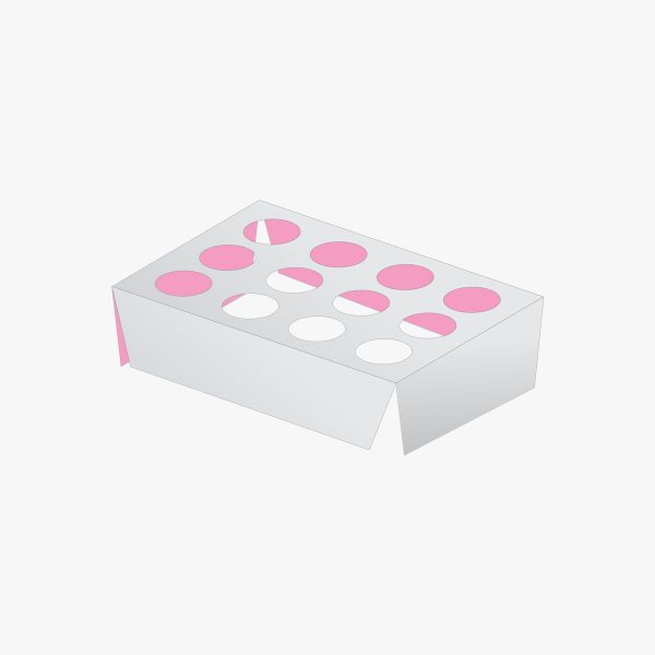boxes style Punch Insert (Punch Insert boxes)