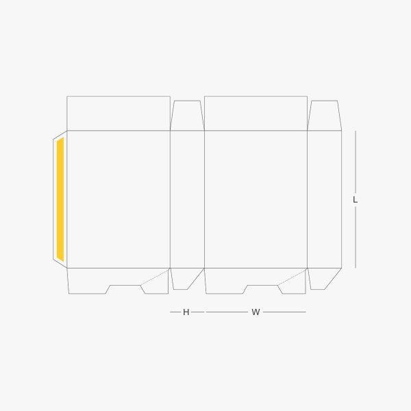 boxes style Seal End auto Bottom (Seal End auto Bottom)