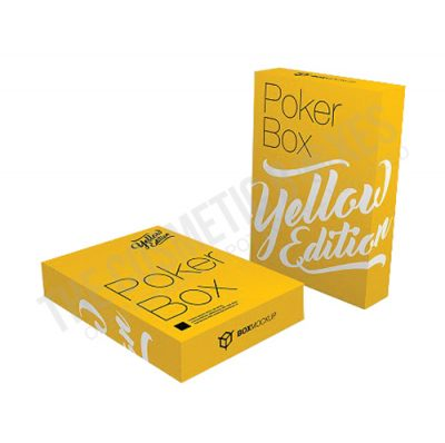 retail packaging (Playing Card Boxes)