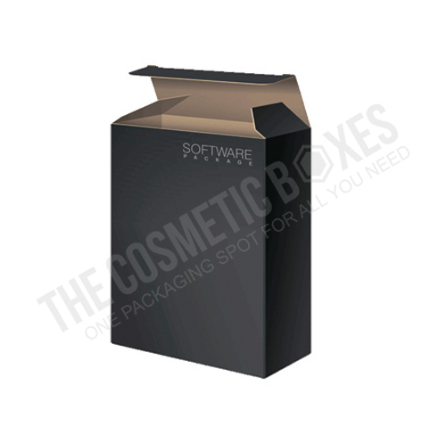 Retail packaging (custom Software Boxes)