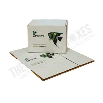 retail boxes (Postage Boxes)