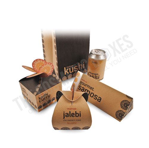retail packaging (Product Boxes )