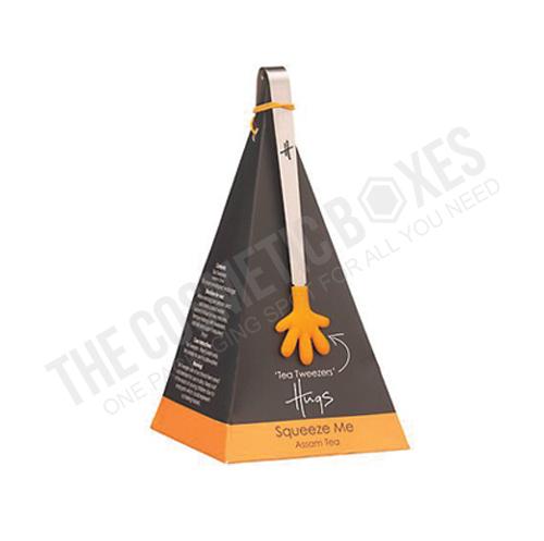 Custom Retail Boxes (Pyramid Boxes)