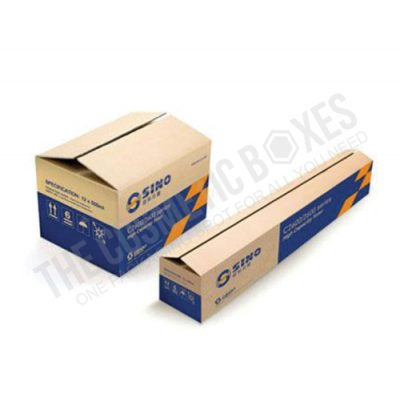 Retail packaging (Tie packaging)