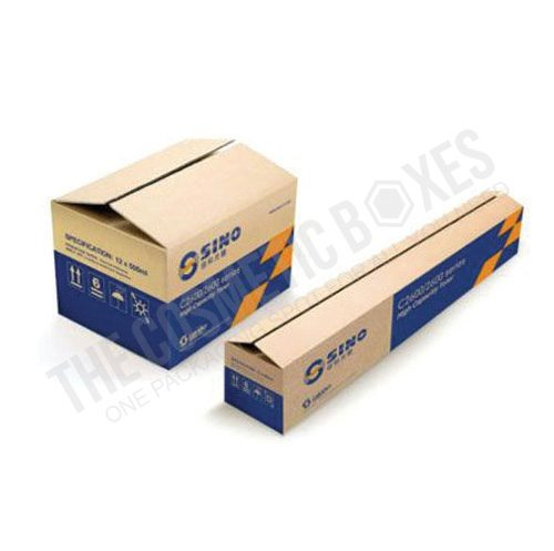 retail packaging (Cardboard Boxes)