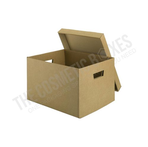 Custom retail packaging (Printed Archive Boxes)