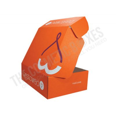 retail packaging (Corrugated Boxes)