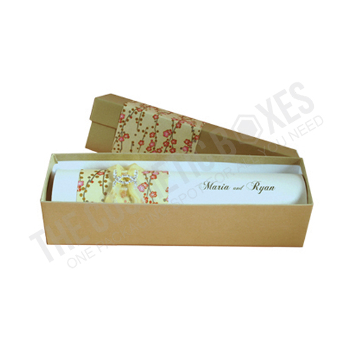 retail boxes (Custom Invitation Boxes )
