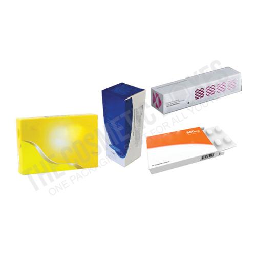 retail boxes (Medicine Boxes)