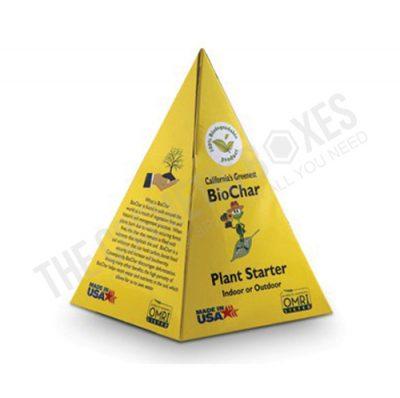 Retail Packaging (Pyramid Packaging)