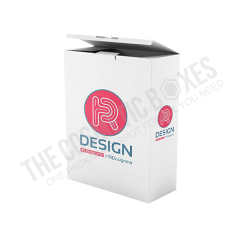 Custom Retail packaging (Custom Software Boxes)
