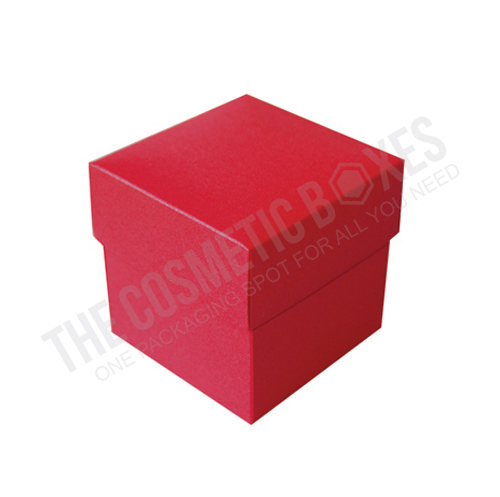 Custom retail packaging (Cube Boxes)