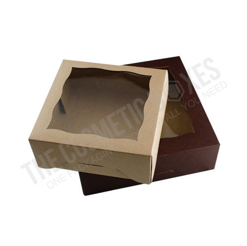 Custom retail packaging (Die Cut Boxes)