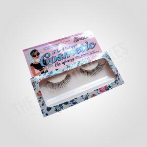 Cosmetic Boxes (Eyelash Boxes)