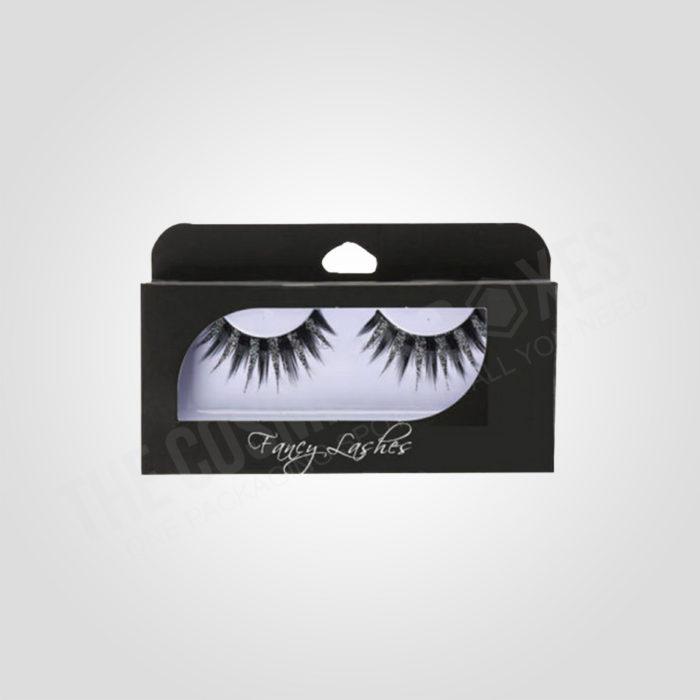 Printed eyelash boxes
