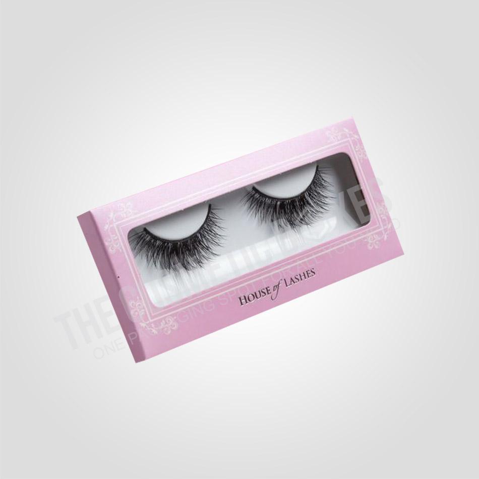 Cosmetic Packaging (eyelash packaging)