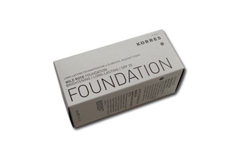 beautiful foundation boxes in wholesale