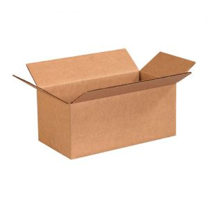 custom kraft corrugated boxes