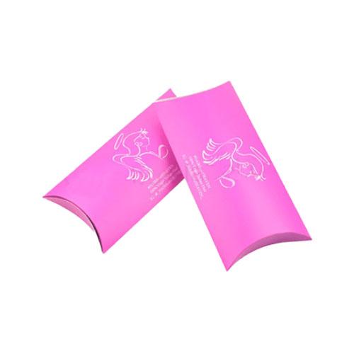 Custom Pillow Hair Extension Boxes