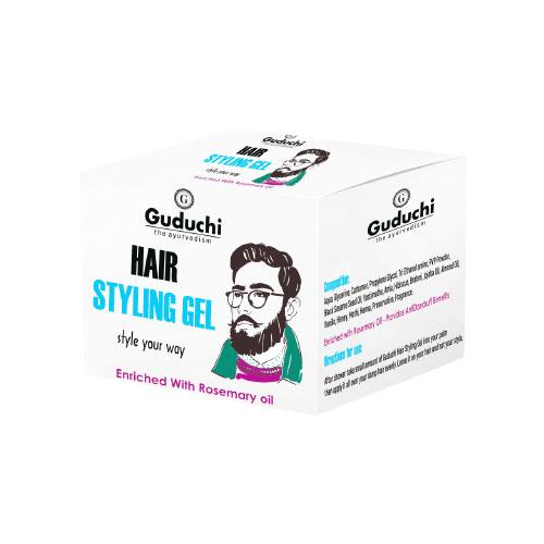 Custom Hair Gel Boxes Wholesale